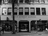 The Garage Gastown Vancouver
