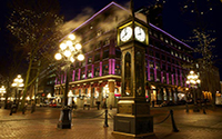 Gastown, Steam Clock