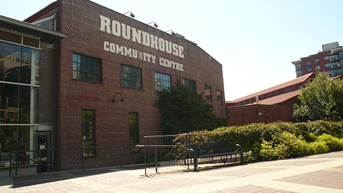 Yaletown, Roundhouse Community Centre